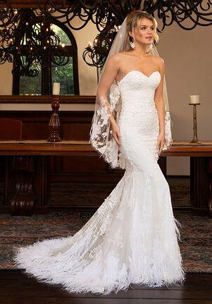 Casablanca Bridal 2385 Adeline Mermaid Wedding Dress