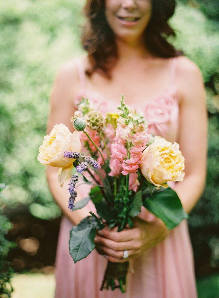 Wildflower Bridesmaids Bouquets