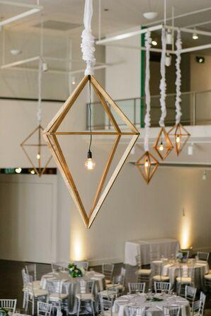 Geometric Pendant Lights