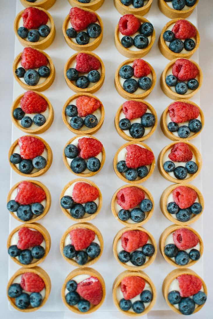 Berry Tarts at Machine Shop in Minneapolis, Minnesota