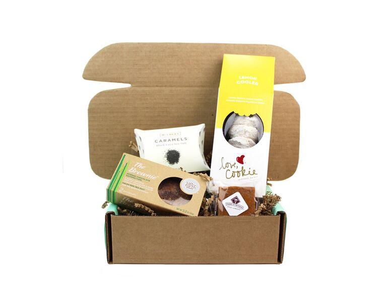 Treatsie food box gift