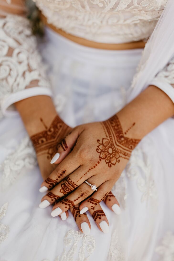 Wedding Henna for Fort Worth, Texas Wedding