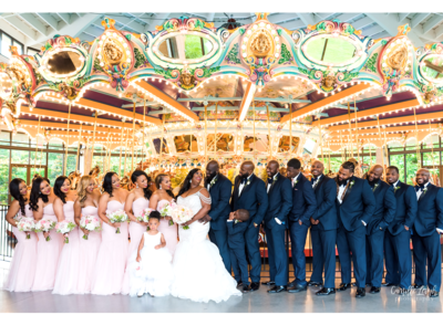The Memphis Grand Carousel Pavilion and Ballroom