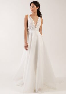 Jenny by Jenny Yoo Rosamund A-Line Wedding Dress