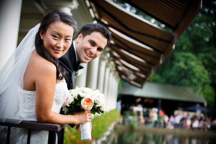 Jennifer (Jen) Cui (28 and an elementary school teacher) and Edward (Eddie) Riguardi (26 and works in commercial real estate) met at a restaurant on h