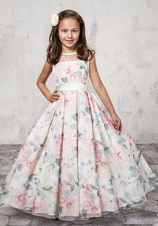 Mary's Angel by Mary's Bridal MB9009 Ivory Flower Girl Dress