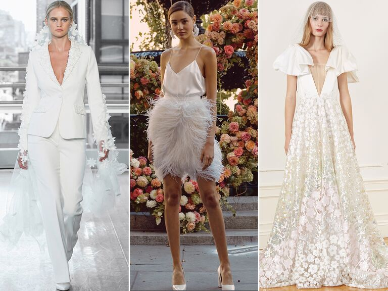 2020 Wedding Dress Trends.The 2020 Wedding Dress Trends New Brides Need To See