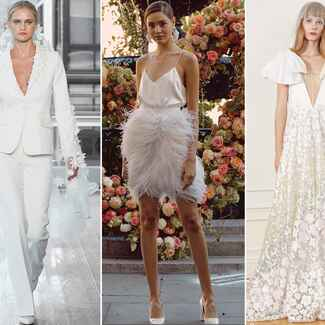 2020 Wedding Dress Trends