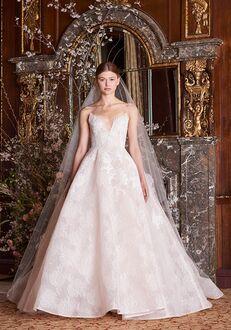 Monique Lhuillier Helena Ball Gown Wedding Dress