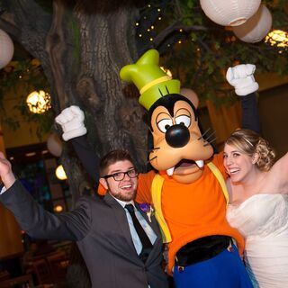 Walt Disney World Wedding in Florida
