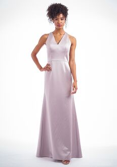 JASMINE P226063 V-Neck Bridesmaid Dress