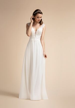 Moonlight Tango T906 A-Line Wedding Dress