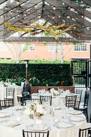 Rustic Chic Tiato Reception
