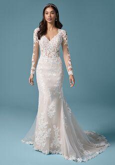 Maggie Sottero FRANCESCA Sheath Wedding Dress