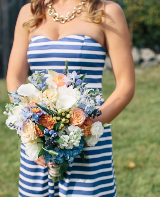 Striped Wedding Ideas