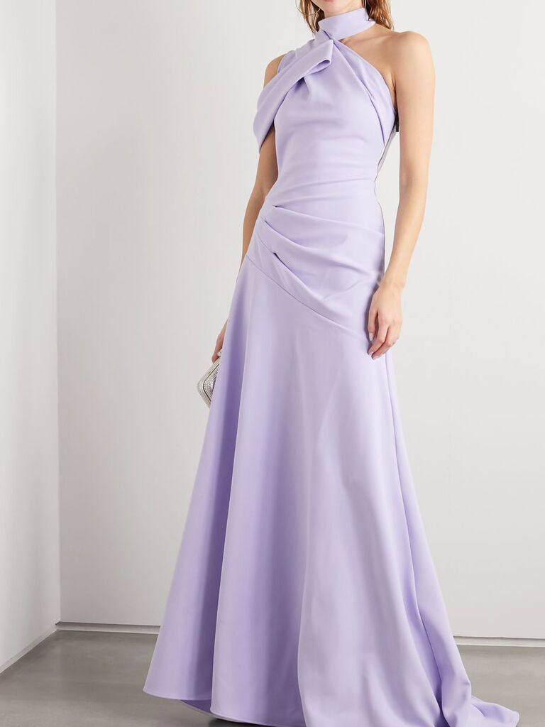 Our Favorite Purple Wedding Dresses Where To Buy Them