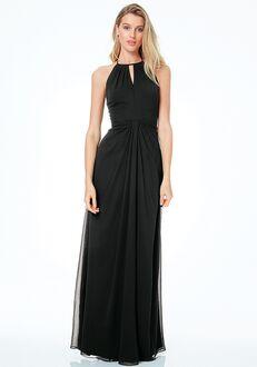 #LEVKOFF 7038 Halter Bridesmaid Dress