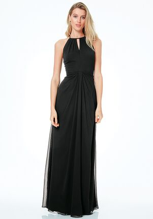#LEVKOFF 7038 Halter Bridesmaid Dress