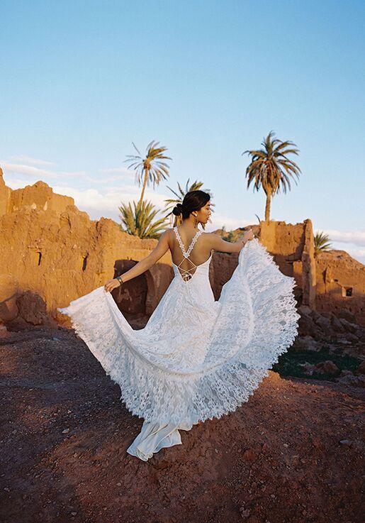 Wilderly Bride Isla A-Line Wedding Dress