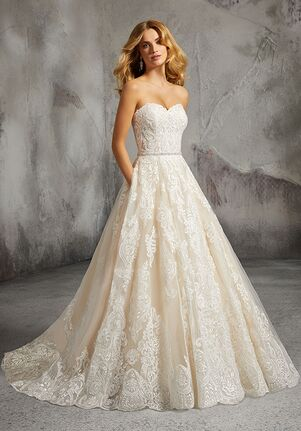 Morilee by Madeline Gardner 8273 / Lisa Ball Gown Wedding Dress
