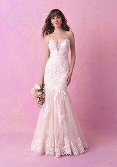 Allure Romance 3161 Mermaid Wedding Dress