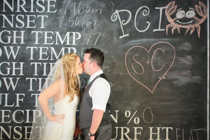 Chelsea Tucker (a dentist) and Steven (Steve) Farrell (a respiratory therapist) first met while working at a restaurant in Gainesville, Florida, and b