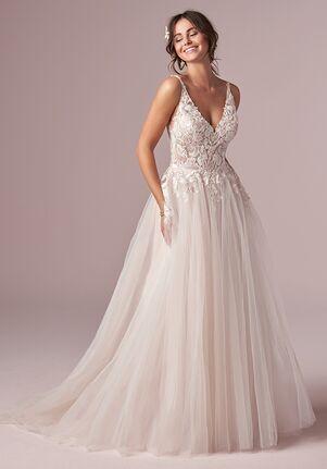 Rebecca Ingram MINERVA A-Line Wedding Dress