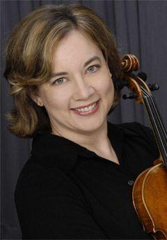 Orlando Violinist - Lisa Ferrigno
