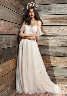 Ivy & Aster Sunrise Ball Gown Wedding Dress