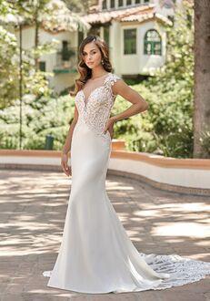Jasmine Couture T212001 Mermaid Wedding Dress