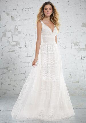 Morilee by Madeline Gardner/Voyage Katriane/6887 A-Line Wedding Dress
