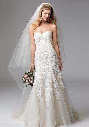 Wtoo Brides Leta 17768 Mermaid Wedding Dress