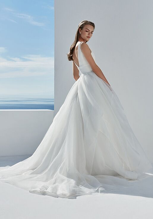 Justin Alexander 88093 Ball Gown Wedding Dress