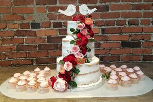 Wedding Cake Bakeries In Hallsville Mo The Knot
