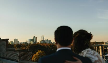 The Roof At Ponce City Market The Knot