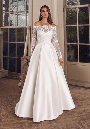 Justin Alexander Adela Ball Gown Wedding Dress