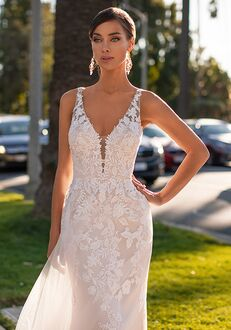 Simply Val Stefani CIANA Mermaid Wedding Dress