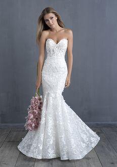 Allure Couture C487 Mermaid Wedding Dress