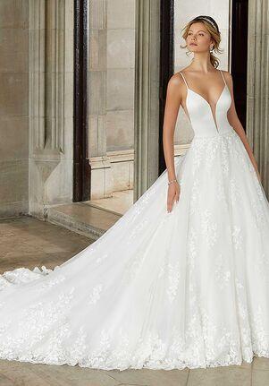 Morilee by Madeline Gardner Suki 2125 Ball Gown Wedding Dress