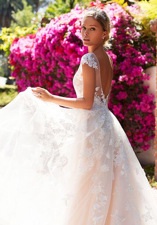 e703d9e461 Moonlight Collection J6705 Wedding Dress - The Knot