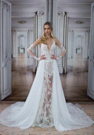 LOVE by Pnina Tornai for Kleinfeld 14503 Sheath Wedding Dress