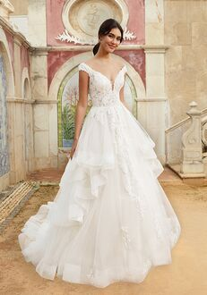 Sincerity Bridal 44248 Ball Gown Wedding Dress