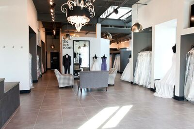 The Dress Shop featuring The Tux Room