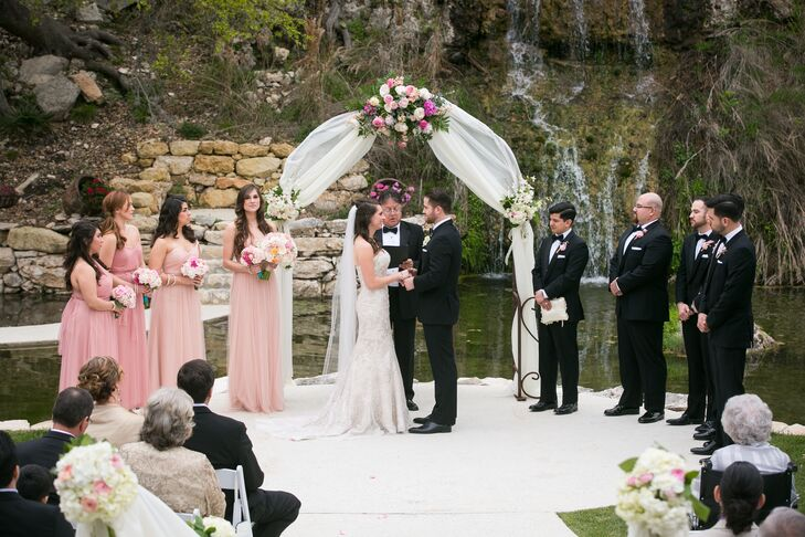 The Lodge at Bridal Veil Falls Wedding Ceremony Vows