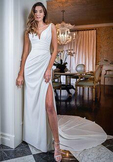 Jasmine Bridal F221051 Mermaid Wedding Dress