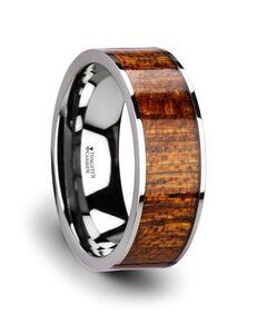 Mens Tungsten Wedding Bands W3757-MHWI Tungsten Wedding Ring