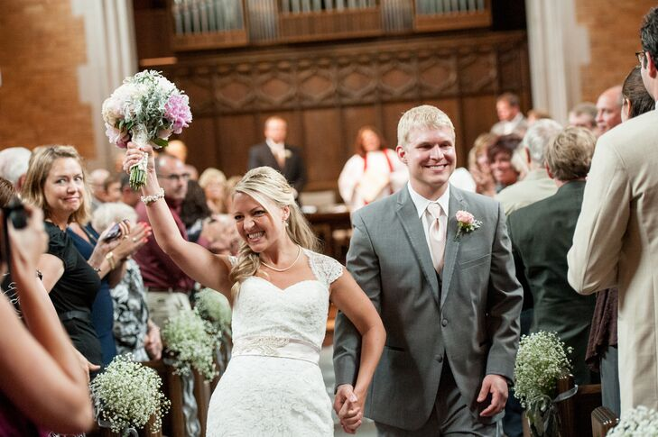 Amber and Andy Wedding Recessional