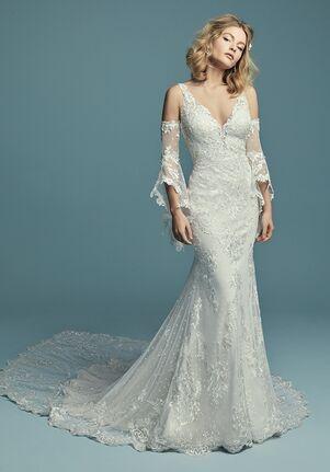Maggie Sottero Lucienne Marie Sheath Wedding Dress