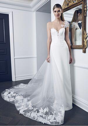 Romona Keveza Collection RK8483 Sheath Wedding Dress