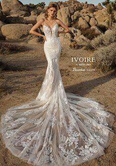 IVOIRE by KITTY CHEN DAESCHIA,V2109 Sheath Wedding Dress